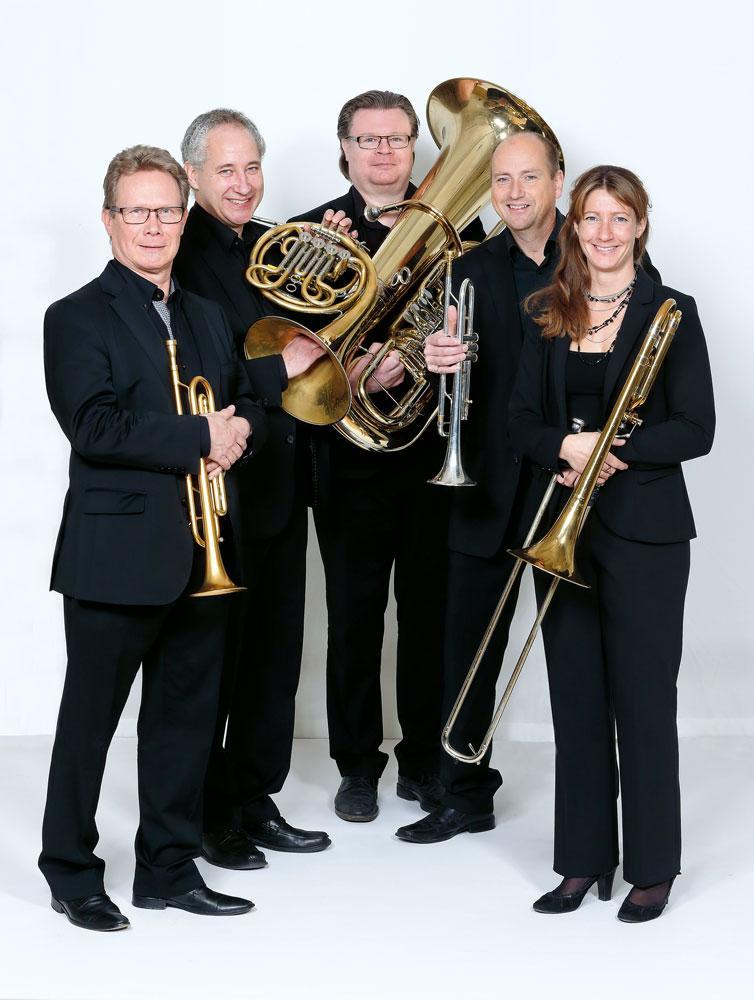 Östgöta Brasskvintett